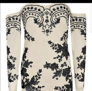 NWT Boohoo sequin dress